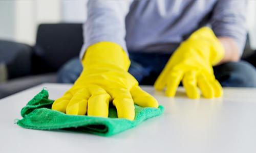 GRACEでは掃除を清掃業者がやってくれますので新人でも他店より自分の時間をより多く取れます。